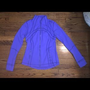 Lululemon Define Jacket Rare Power Purple